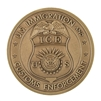 DHS-ICE Badge Coin – no color