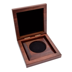 DHS Presentation/Display Box – Medallion with Insert