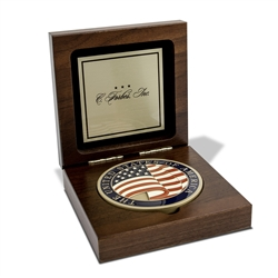 DHS Presentation/Display Box – Medallion