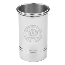 CBP Pewter Pencil Cup