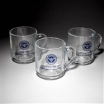 Glass CBP Mug