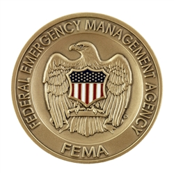 DHS-FEMA Agency Color Coin