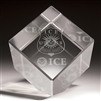 ICE Special Agent Crystal Cube