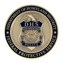 DHS - Federal Protective Service Coin