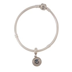DHS Pandora Bracelet With Charm