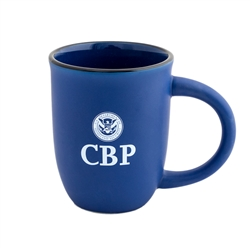 CBP Agency Mug - Blue