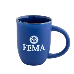 FEMA Agency Mug - Blue