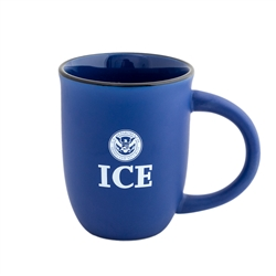 ICE Agency Mug - Blue