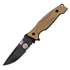 Smith & Wesson M&P Fixed Blade Knife - Tan