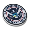 "DHS Full Seal 2"" Magnet"
