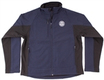 DHS Men's Navy/Black Jacket