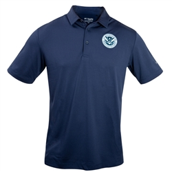 Columbia® Mens Moisture-Wicking Polo (DHS)