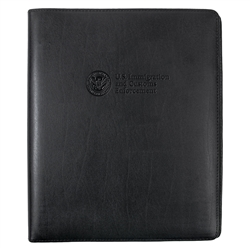 ICE Leather 3-Ring Binder