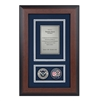 Recognition Shadow Box w/ Coins (ICE/HSI)