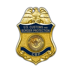 CBP Badge Lapel Pin