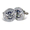 DHS Full Color Cufflinks
