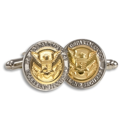 Two-Tone Cufflinks (DHS)