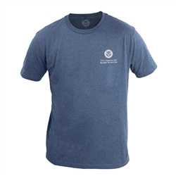 Blue CBP T-Shirt