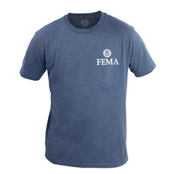 Blue FEMA T-Shirt