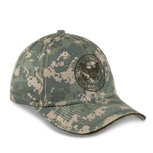 DHS Camo Hat