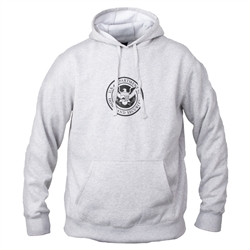 Men's Heather Pullover Hoodie